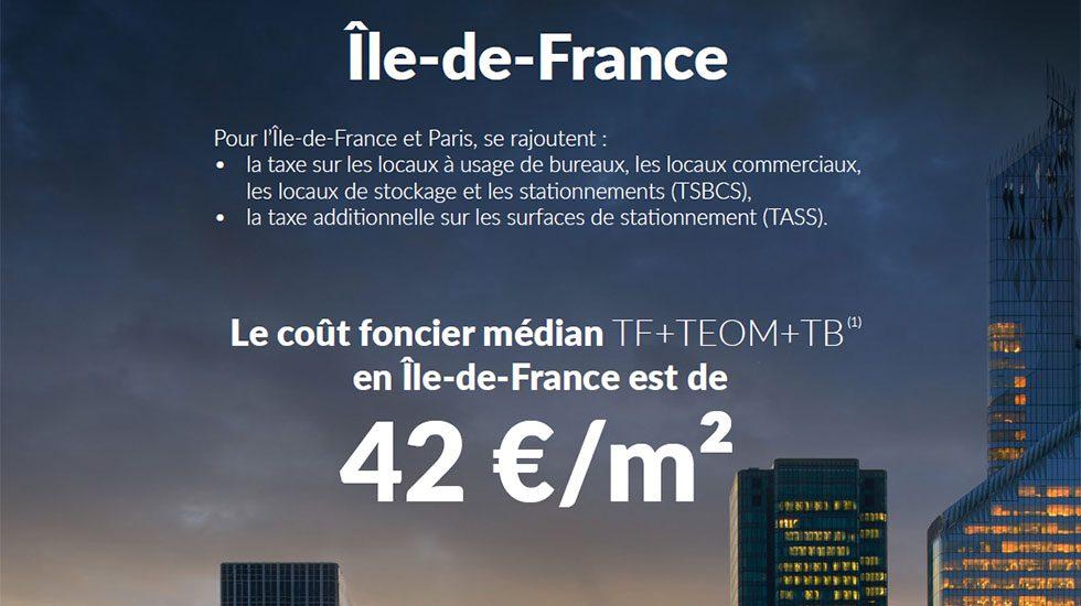 Extrait : les chiffres en Ile-de-France