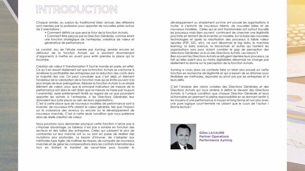 Livre Blanc Direction Achat du Futur
