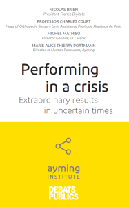 performing in a crisis
