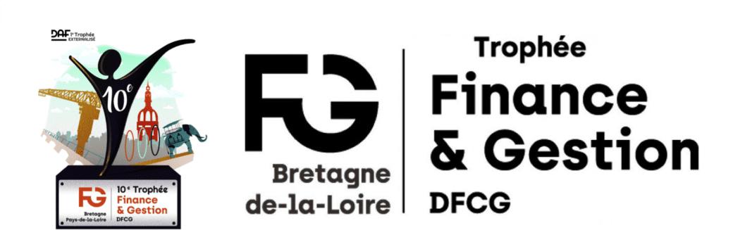 logo DFCG Trophée Finance et gestion
