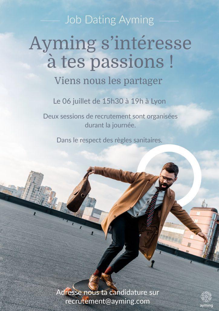 Job Dating Lyon