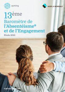 Découvrir notre 13ème Baromètre de l'Absentéisme et de l'Engagement 2021