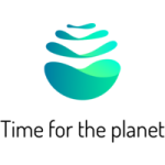 logo time for the planet
